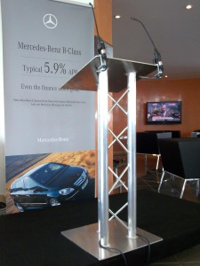 Mercedes-Lectern-and-Sound-Installation1 (1)