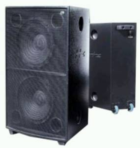 HZ-International-GST-1200-twin-15 Bass bin